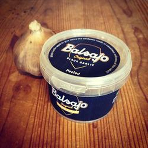 Balsajo Black Garlic Black Garlic Cloves 50g (order 100 for Trade Outer)