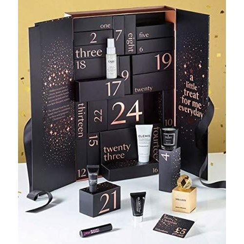 Exclusive New Debenhams Ultimate Beauty Advent Calendar Worth Over Xmas 18 Uk Customers Only