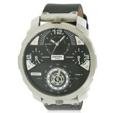 Diesel Machinus Leather Mens Watch DZ7379