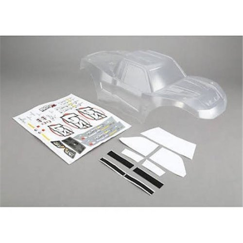 Redcat Racing BS204-008C Clear Body with Sticker