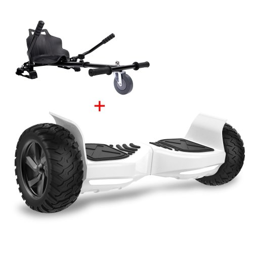 Right Choice New Off-road hoverboard,Segway Electric scooter with Hoverkart and  Bluetooth