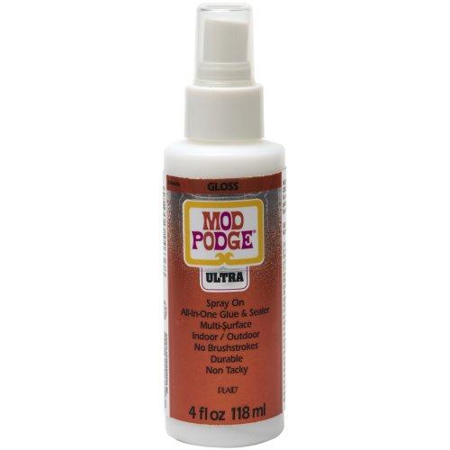 Mod Podge Ultra Gloss Spray On Sealer-4Oz