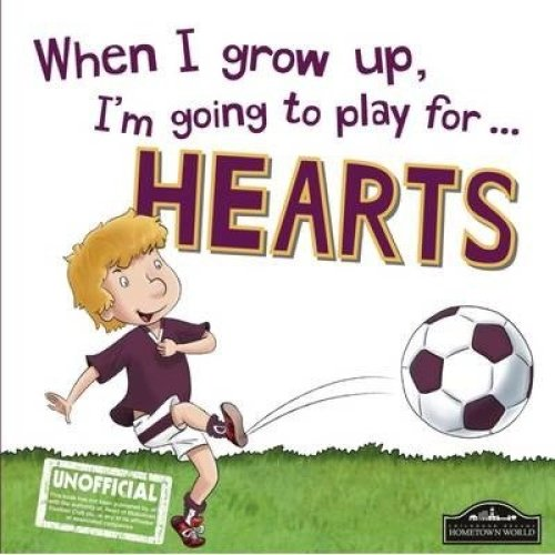 When I Grow Up I'm Going to Play for Hearts