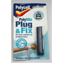 Polycell Polyfilla Plug & Fix