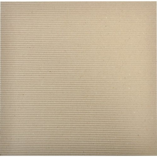"Kaisercraft Corrugated Cardboard Sheets 12""X12"" 3/Pkg-"