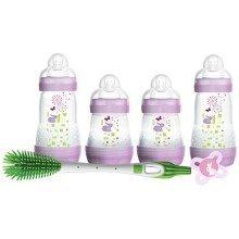 Mam Newborn Feeding Set - Girl