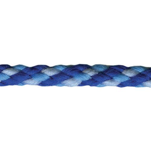 Bonnie Macrame Craft Cord 6mmX100yd-Blueberry