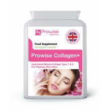 Prowise Pure Marine Collagen+ 600mg - 60 Capsules