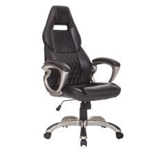 Homcom Computer Office Racing Chair Faux Leather Pu Swivel Executive Furniture