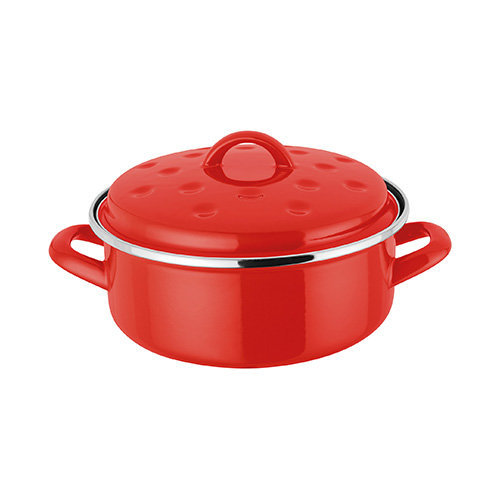 Judge Induction Red Round Roaster