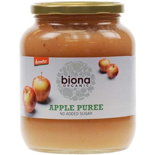 Biona Organic Apple Puree - No Added Sugar 350g