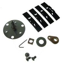 Creda TCR2 Tumble Dryer Drum Bearing Repair Kit