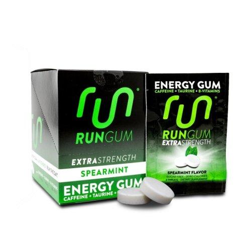 RunGum | Energy Gum | Extra Strength