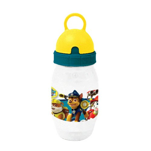 Paw Patrol Childrens/Kids Official Plastic Pixie Water Bottle