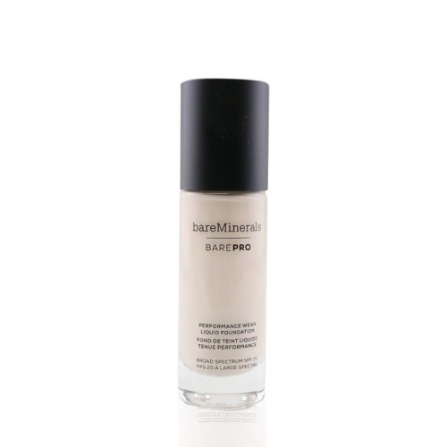 Barepro Performance Wear Liquid Foundation Spf20 - # 0.5 Porcelain - 30ml/1oz