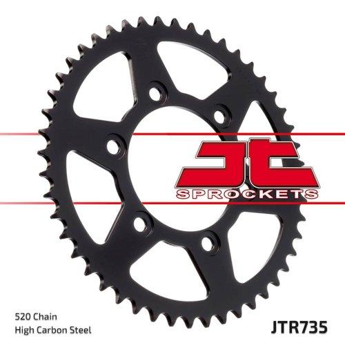 38 tooth steel JT rear sprocket Ducati Monster Supersport 851 888 907