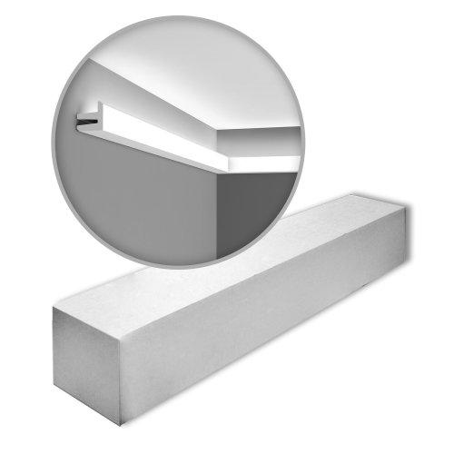 Orac Decor C380 MODERN L3 Cornice moulding 1 Box 11 pieces | 22 m