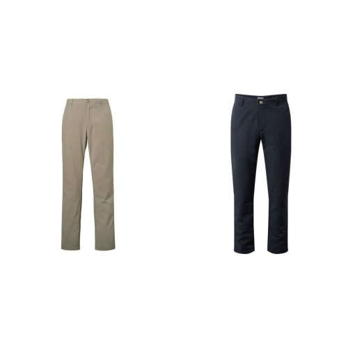 Craghoppers Mens NosiLife Albany Trousers