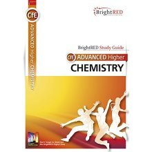 CfE Advanced Higher Chemistry (Bright Red Study Guide)