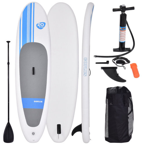 305CM/10FT Inflatable Stand Up Surfing Board Soft