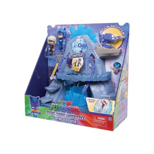 PJ Masks Super Moon Adventure Fortress Playset