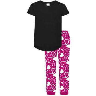 Girls Pyjamas Pjs Premium Range 7-14 Years