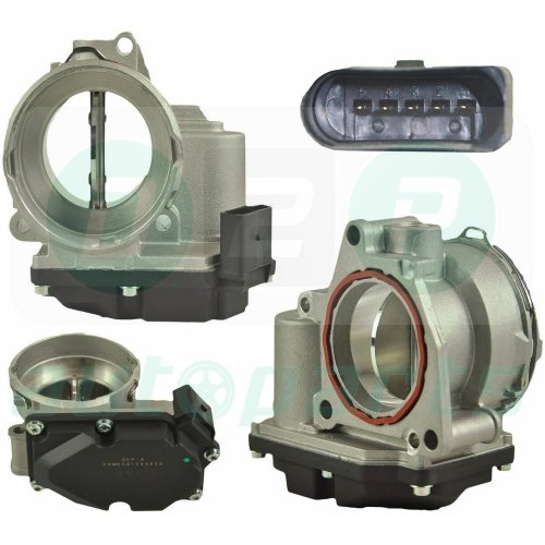 THROTTLE BODY FOR AUDI A3 (8P) VW CADDY MK3 GOLF MK5 PLUS JETTA MK3 1.9 2.0 TDI