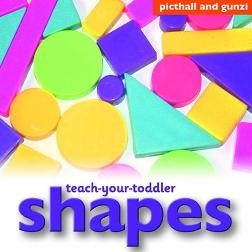 Teach-Your-Toddler Shapes