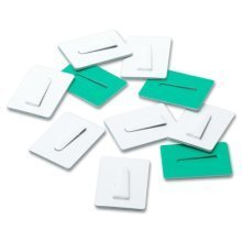 Lindy 40780 White 10pc(s) cable clamp