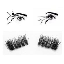 Magnetic Eyelashes Mink Reusable False Magnet Eye Lashes