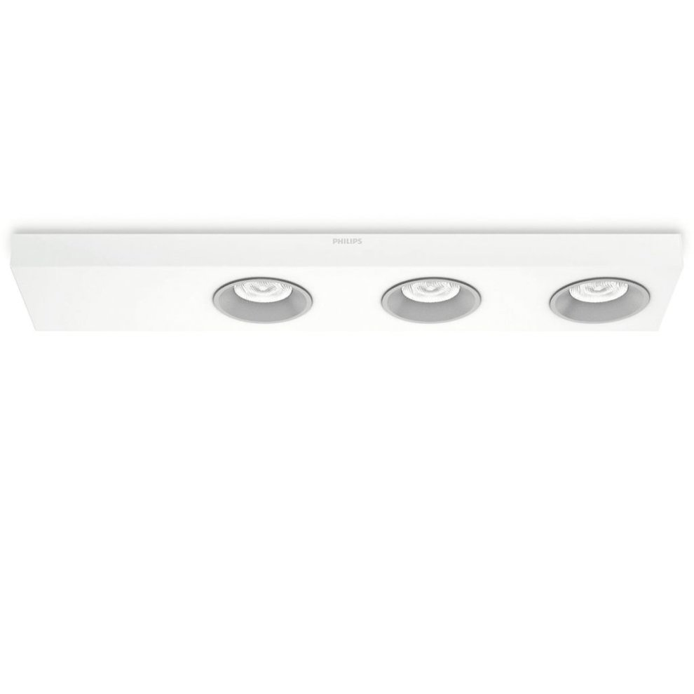 312133116 Ceiling 5 Quine W Led Lamp 3x4 Instyle Philips White ym8nOv0Nw