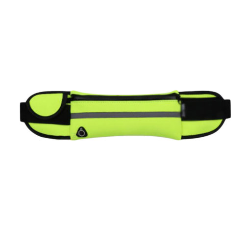 Running Cycling Pouch Sports Pockets Outdoor Waterproof Purse-Green