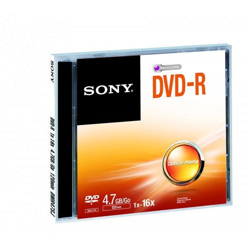Sony DVD-RSINGLEJEWELCASE