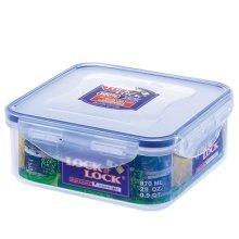 870ml Square Food Container - Lock Storage Plastic Hpl823 Box Lunch Containers -  lock food square container 870ml storage plastic hpl823 box lunch