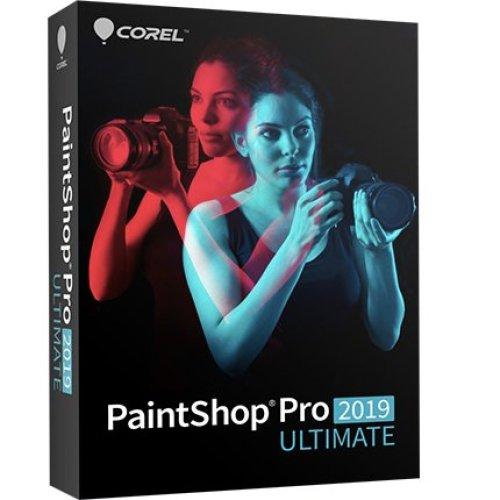 Paintshop Pro 2019 Ultimate Ml PSP2019ULMLMBEU