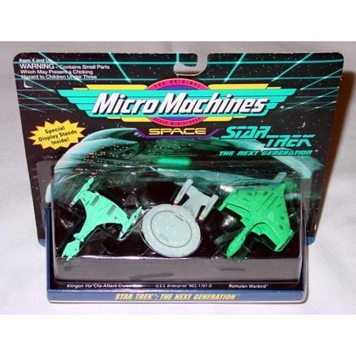 Micro Machines Star Trek the Next Generation (Collection 3)