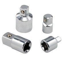 "DIGIFLEX 4pc Ratchet Socket Converter Adaptor Set 1/2"" 3/8"" 1/4"""