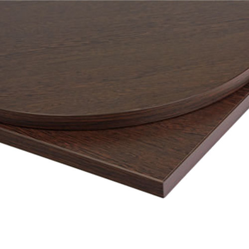 Taybon Laminate Table Top - Wenge Rectangular - 1200x600mm