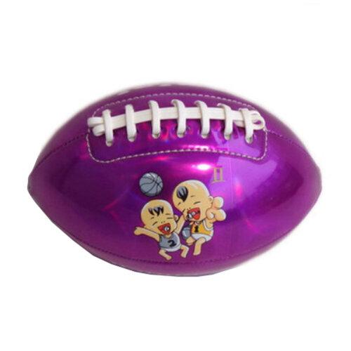 [PURPLE Gemini] Cute Constellation/Zodiac Kids/Toddles Mini Football, Size 2
