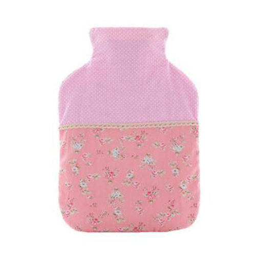 Warm Cute Hot-Water Bottle Water Bag Water Injection Handwarmer Pocket Cozy Comfort,D