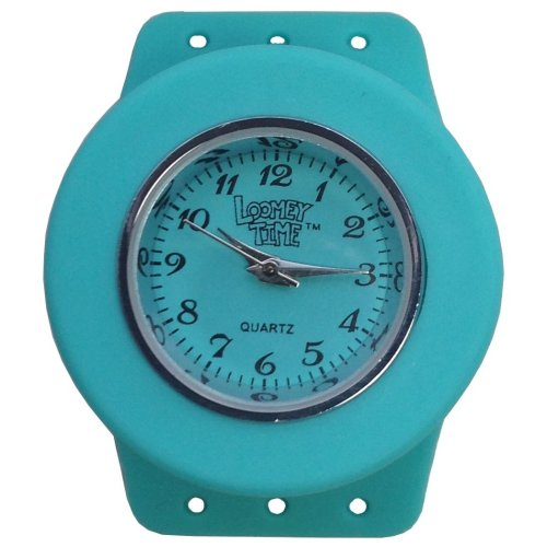 Loomey Time Single Watch Teal
