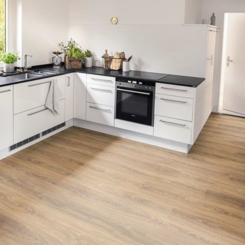 Egger Laminate Flooring Planks 23.88m² 8mm Toscolano Oak Nature Board Carpet