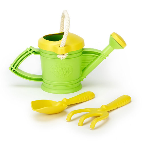 Green Toys Children's Watering Can (Green) BPA Free