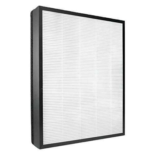 Philips FY3433/10 NanoProtect HEPA Filter, Black, White