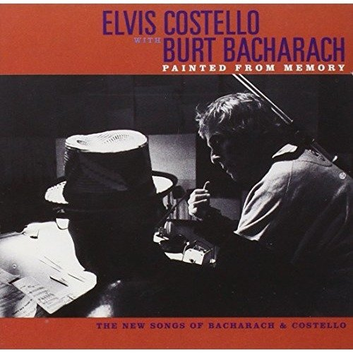 Elvis Costello - Painted from Memory [CD]