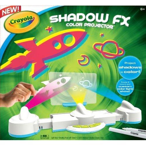 Crayola Shadow FX Color Projector