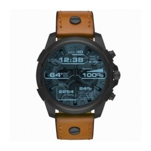 DIESEL SMARTWATCH FULL GUARD STEEL DZT2002