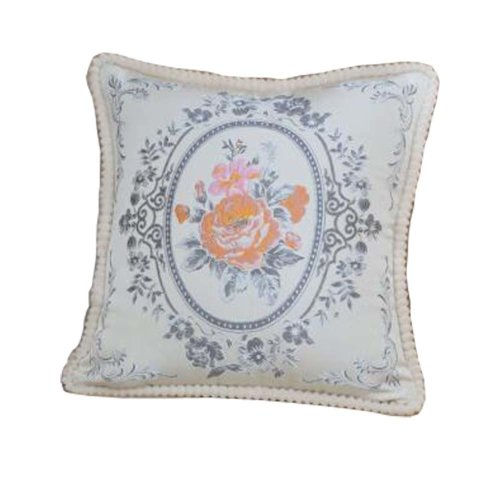 Classic Decorative Pillows/Flower Pattern Throw Pillows
