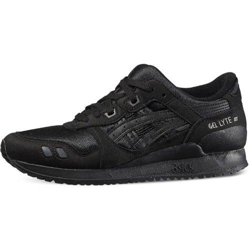 Asics Gel Lyte III Gs C5A4N-9099 Kids Black sneakers
