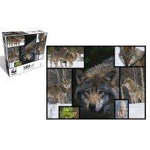 Wolves 1000 Piece Puzzle - WWF